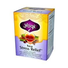 Enjoy Yogi Tea Kava Stress Relief - Caffeine Free - 16 Tea Bags every day at these amazing prices! - Eases Tension and Promotes Relaxation - Natural - Herbal Tea Supplement Set Your Mind Free wit Full Body Detox, Detox Your Body, Natural Detox Drinks, Stress Relief Tips, Stress Free, Fat Burning Detox Drinks, Juice Smoothie, Weight Loss Drinks, Detox Tea
