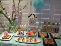 Creative Party Ideas by Cheryl: Dessert Sushi Tutorial