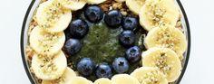 Green Acai Smoothie Bowl Recipe | Greatist