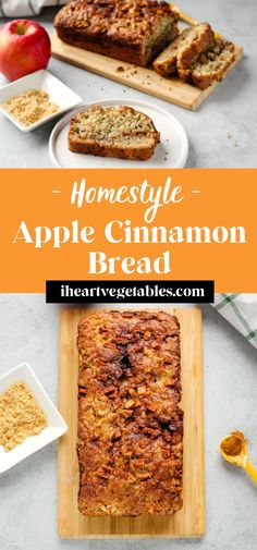 Fall is in the air, and this weather has me craving apples! From apple cinnamon bread to apple muffins, I can't seem to get enough. Honeycrisps are my favorite, but Fujis would be a close second! #apple #fall #simple Apple Cinnamon Muffins, Apple Bread, Cinnamon Apples, Bread Recipes, Snack Recipes, Bakers Gonna Bake, Apple Desserts, Fresh Apples, Fall Treats