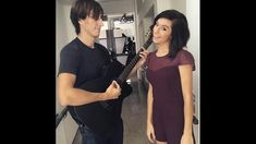 Image result for christina grimmie and marcus