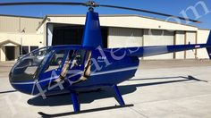 For Sale: 2006 Robinson Helicopters Raven I