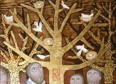 The Parable of the Mustard Tree by David Popiashvili