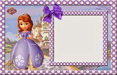 Estou Crescendo: Festa Princesa Sofia: Decoração de festa infantil ...