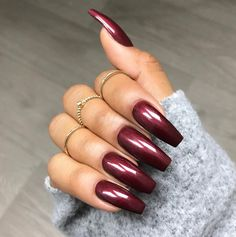 #nails #nailsidea #inspiration #nailscolor #red