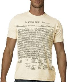 Declaration of Independence. $16
