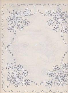 Gallery.ru / Фото #116 - disegni ricamo - antonellag