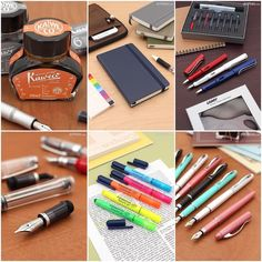 NEW THIS WEEK Fountain pens & sets notebooks and more! Go here: http://to.jetpens.com/2g0bNKZ .   Kaweco Smokey Grey & Sunrise Orange  Lamy Holiday Gift Sets  Leuchtturm1917 Hardcover Pocket Notebooks  Regal 117 Alice Fountain Pens & Rollerball Pens  Staedtler Textsurfer Gel Highlighters  TWSBI Fountain Pen Replacement Nibs . Clickable link in Instagram profile! . #instajetpens #newarrivals #fountainpen #fountainpenink #kawecoink #leuchtturm1917 #notebooks #lamysafari #twsbi…