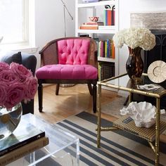 Luxe Report: Luxe Decor: Pantone's Color of the Year: Radiant Orchid