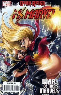 Ms. Marvel (2006 2nd Series) 43A