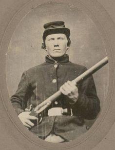"""Erik Larson :15th Wisconsin """"Scandinavian"""" Regiment: Wisconsin in the Civil War"""
