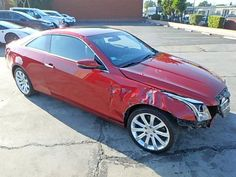 eBay: 2017 Cadillac ATS 2.0L Luxury 2017 Cadillac ATS 2.0L Luxury Salvage Wrecked Repairable! Priced To Sell! L@@k!! #carparts #carrepair