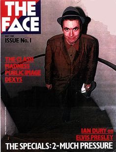 Jerry Dammers from The Specials