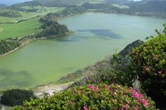 Full-Day Furnas Valley Tour Including Lunch Depart from Ponta Delgada for a full-day tour of a visit to ceramic factories, with stops at viewpoints in Caloura, Vila Franca Do Campo and Furnas. Visit the Furnas lake and the hot springs. Lunch in Furnas town with typical Portuguese food (Cozido). In the afternoon, taste the mineral waters and visit more hot springs. Visit the north shore of the island, stopping at the viewpoints, visit the Tea Factory and the Ribeira Grande City...