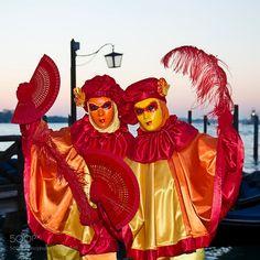 Popular on 500px : Venice-Carnival  #153 by steve-lange