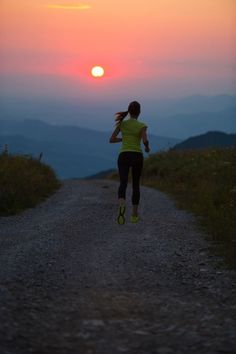 New to the trail running scene? Check out these tips for running at night!