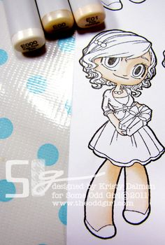 Copic Skin Shadow Colors | http://www.theoddgirl.com/2011/10/copic-skin-shadow-colors/