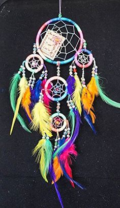 Dreamcatchers, Circles, Dreaming Of You, Rainbow, Dreams, Ornaments, Amazon, Bedroom, Sweet