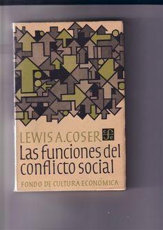 https://flic.kr/p/6meDQD | Las funciones del conflicto social, Lewis A. Coser, Fondo de Cultura Economica, design Boudewijn Ietswaart