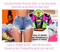 Finesse (Remix) x Bruno Mars ft. Cardi B Badass Outfit, 90s Outfit, Kylie Jenner Outfits, Drop Top, Bruno Mars, Effy Jewelry, Cardi B, Huda Beauty, Bobbi Brown