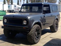 1967 Scout