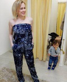 Overal Liu Jo / jumpsuit / mum / baby / shopping