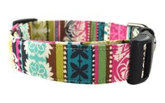 Floral+Dog+Collar++The+Matilda+by+CollarsByDesign+on+Etsy,+$16.50