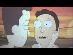 Rick and Morty jerrys fake GAY Love Memory