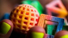 We may not be able to 3-D print an apple pie or Peking duck yet. But you can now make these rainbow sugar spheres and cubes with a $10,000 C...