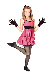 """Showtime"" Child Costume (TH2002C)"