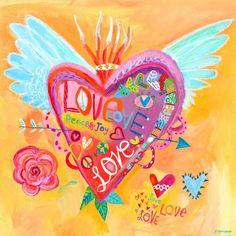 Wall Art...love..<3
