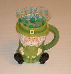 St Patrick Day mug
