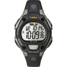 online shopping for Timex Ironman Triathlon 30 Lap Mid Size Grey/Black from top store. See new offer for Timex Ironman Triathlon 30 Lap Mid Size Grey/Black Iron Men, Sport Watches, Cool Watches, Watches For Men, Wrist Watches, Amazing Watches, Beautiful Watches, Dream Watches, Luxury Watches
