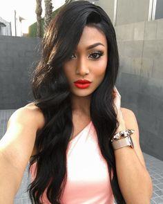 💍❄️🦄 So good to be platinum again! Hair by // Jewellery by Micah Gianelli, Fashion Themes, Diy Fashion, Pink Eyes, Beautiful Asian Women, Big Hair, Dark Hair, Beauty Women, Asian Beauty