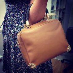Gorgeous kelly brown bag