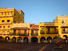 A histórica Cartagena das Índias, na Colombia