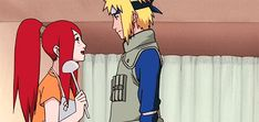 <3 Minato - Minato announcing that he's named the fourth Hokage [extended]