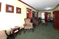 Sala de habitación Master Suite, Hotel Hacienda del Rio