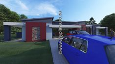 3 Bedroom House Plan MLB-047-9S | My Building Plans