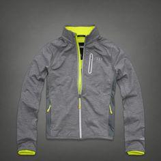 Mens A&F Active Full Zip   Mens Hoodies & Sweatshirts   Abercrombie.com