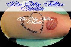 Blu Sky Tattoo Studio: Lettering 63