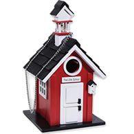 Duncraft.com: The Little Schoolhouse Bird House