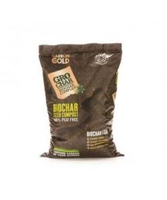 Bank Holiday Special - Grochar 8lt Seed Compost - Peat Free Works Wonders with your seeds. £8.99