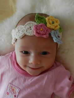 1000+ images about Diy Baby Clothes and Headbands on ...