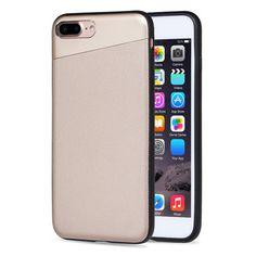 Protective casing for iPhone with integrated magnetized-metal material plus, hand's-free bonus car mount is perfect for the mobile experience in the car. Cell Phone Covers, Phone Cases, Car Holder, Car Mount, Iphone 7 Plus, Magnets, Places, Beautiful, Lugares