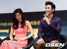 [June 12th 2012] Kim Soo Hyun (김수현) at The Thieves (도둑들) Press Conference #15 #KimSooHyun #SooHyun #JunJiHyun #TheThieves #Dodookdeul