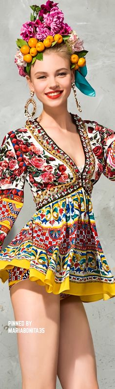 Dolce & Gabbana the Mambo Collection 2017