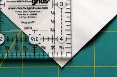 5 Steps to Improving Your Quilt Piecing Accuracy Quilting Rulers, Quilting Tips, Quilting Tutorials, Machine Quilting, Quilting Projects, Quilting Designs, Sewing Tutorials, Sewing Projects, Sewing Crafts