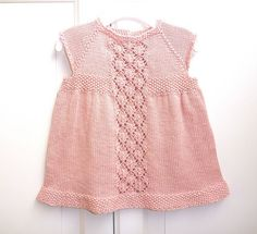 Nancy Baby Dress pattern by Taiga Hilliard Designs Baby Dress