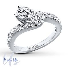 The Ever Us ring. One diamond for your best friend, one for your true love. The ring given to the ond who is both :)